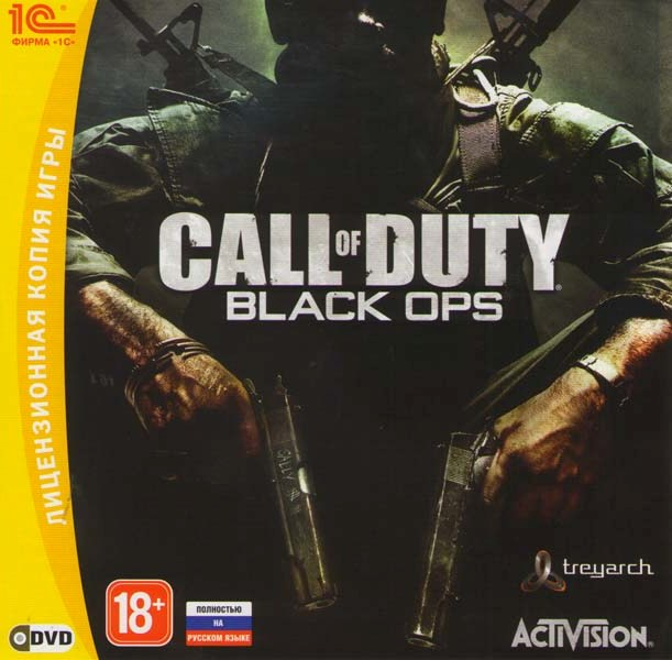Call of Duty Black Ops (PC DVD)