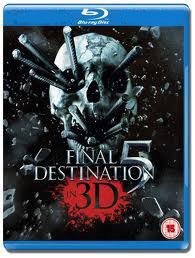 Пункт назначения 5 3D 2D (Blu-ray 50GB)