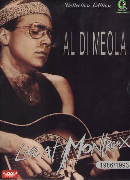Al di meola Live at Montreux 1986-1993