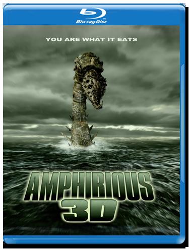 Амфибия 3D (Blu-ray)