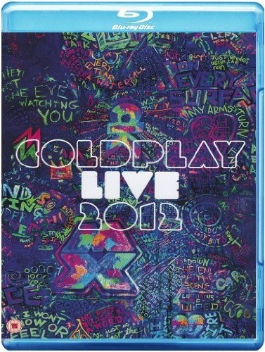 Coldplay Live (Blu-ray)