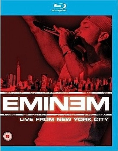 Eminem Live from New York City (Blu-ray)