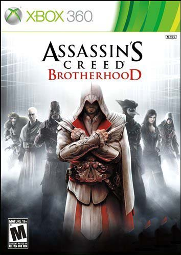 Assassin Creed Brotherhood (Xbox 360)