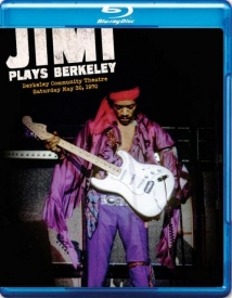 Jimi Hendrix Jimi Plays Berkeley (Blu-ray)