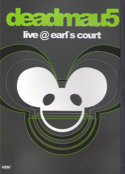 Deadmau5 Earls Court