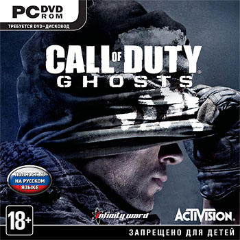 Call of Duty Ghosts (PC DVD)