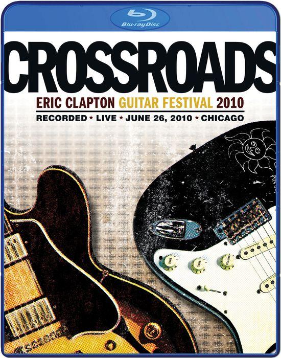 Eric Clapton Crossroads Guitar Festival (2 Blu-ray)