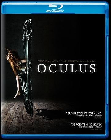 Окулус (Blu-ray)