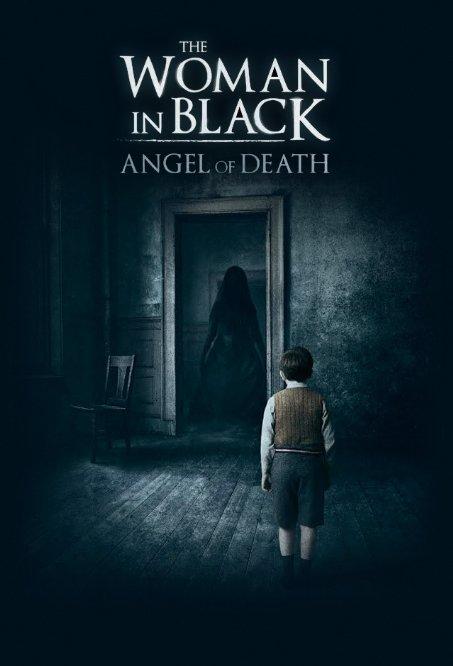 Женщина в черном 2 Ангел смерти (Blu-ray)