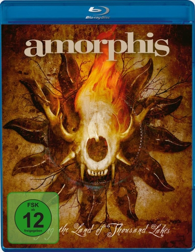 Amorphis Forging the Land of Thousand Lakes (Blu-ray)