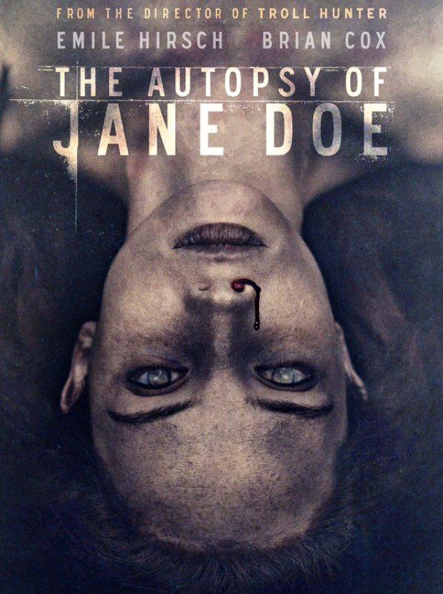 Демон внутри (Вскрытие Джейн Доу) (Blu-ray)