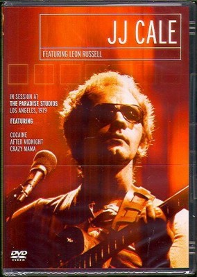 JJ Cale Featuring Leon Russell - in Session at the Paradise Studios
