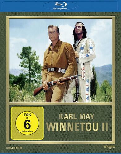 Виннету 2 Сын инчу чуна (Blu-ray)